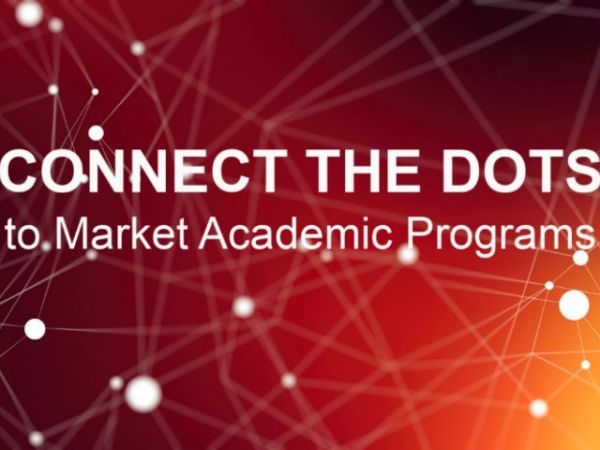 Connect the Dots to Market Academic Programs